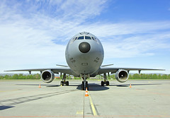 79-1951 (Skidmarks_1) Tags: 791951 kc10 usaf militaryaircraft tanker engm norway osl oslogardermoenairport aviation aircraft airport airliners