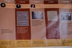 Holgate Windmill history timeline, 1820-1860