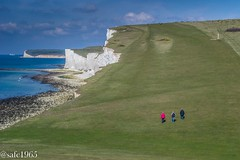 Seven Sisters , East Sussex (safc1965) Tags: east sussex seven sisters south downs way walking hiking scenery landscape photography birling gap