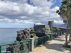 Old Coast Forteress in Porto Moniz (OthmarMarti) Tags: geo:lat=3286752778 geo:lon=1716604167 geotagged iphone8 madeira portomoniz portugal prt vilaportomoniz island madeiraisland