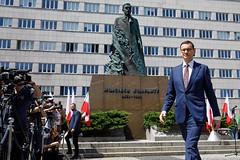 Piknik Militarny w Katowicach (Kancelaria Premiera) Tags: premier mateuszmorawiecki katowice piknik piknikmilitarny śląsk
