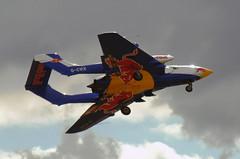 Bull's Eye (crusader752) Tags: royalnavy faa fleetairarm dh dehavilland hawkersiddeley seavixen faw2 gcvix xp924 rnasyeovilton airday 2005 redbull