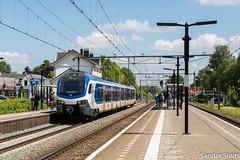 NSR 2233 Oudenbosch (Sander_Smits) Tags: ns nsr flirt oudenbosch sprinter railway railroad stadler