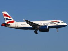 British Airways | Airbus A319-131 | G-EUPP (Bradley's Aviation Photography) Tags: egll lhr london londonheathrowairport heathrowairport londonheathrow heathrow canon70d airbus britishairways airbusa319131 geupp a319 ba