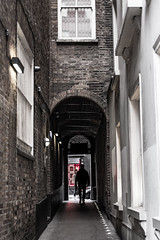 Piccadilly Street (Marc Bayona Bardaji) Tags: uk bike bridge kingscross nightphotography night canarywharf market tate church london unitedkingdom