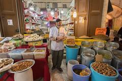 Marchand (hubertguyon) Tags: iran perse persia asie asia moyen proche orient middle east kerman ville city bazar bazaar marché market