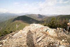 Mt Kobushi (takashi_matsumura) Tags: mt kobushi shadow mountain trekking japan ngc landscape 甲武信ヶ岳 afp dx nikkor 1020mm f4556g vr