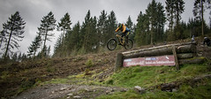 Daz (Alasdaircrawford) Tags: mtb mountain bike mountainbike vtt cycle jump drop ae forest scotland dh downhill dwn hill fr freeride enduro 7 extreme outdoor sport stanes