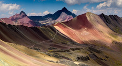 Rainbow Mountains (Tom Stoncel) Tags: andes d850 hatunritiyuq nikon peru rainbowmountain southamerica tomstoncel vinicunca cusipatadistrict cuscoregión