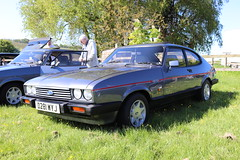 Ford Capri 2.8 Injection Special D281WYJ (Andrew 2.8i) Tags: evesham show meet club international cci sports sportscar classic classics car cars capri ford hot hatch hatchback 28 cologne injection v6 uk united kingdom special 2800 mark 3 iii mk mk3 euro european fordofgermany