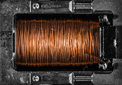 MM - Copper inductor - (MAICN) Tags: nahaufnahme mm copper 2019 macro macromondays makro macromonday