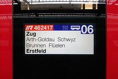 SBB Giruno by Stadler (Kecko) Tags: 2019 kecko switzerland swiss suisse svizzera schweiz zürich zurich zh europe eisenbahn railway railroad zug train sbb stadler rail group rabe501 uic938505010067chsbb giruno smile gotthardzug display anzeige swissphoto geotagged geo:lat=47378330 geo:lon=8537130