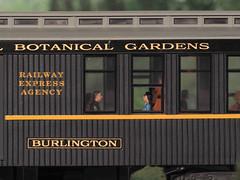 Model Railway Exhibit (John Strung) Tags: canada flowers hamilton modelrailway ontario rbg rockgarden