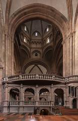 Mainzer Dom (ulrichcziollek) Tags: rheinlandpfalz mainz dom chor church kirche kathedrale kirchenschiff romanik romanisch apsis