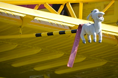 QUAX - Ostblock Fly-In , 2019 (K1Berlin) Tags: ostblockflyin 2019bienenfarmfliegeroldtimerflugzeugluftfahrttechnik quax edoi doppeldecker einfliegen havelland nauen airport stearman flyln germany deutschland flugschule aircaftlovers
