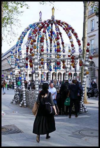 Paris - Place Colette