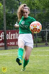 Baardwijk MO17-1 vs DVVC MO17-1 (41 van 54) (MiGe Fotografie) Tags: baardwijk baardwijkmo171 meisjesvoetbal meisjes meisjesonderde17 sportparkolympia waalwijk competitie canon80d fotografie hobbyfotografie hobby