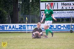 Baardwijk MO17-1 vs DVVC MO17-1 (34 van 54) (MiGe Fotografie) Tags: baardwijk baardwijkmo171 meisjesvoetbal meisjes meisjesonderde17 sportparkolympia waalwijk competitie canon80d fotografie hobbyfotografie hobby