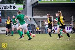 Baardwijk MO17-1 vs DVVC MO17-1 (32 van 54) (MiGe Fotografie) Tags: baardwijk baardwijkmo171 meisjesvoetbal meisjes meisjesonderde17 sportparkolympia waalwijk competitie canon80d fotografie hobbyfotografie hobby