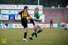 Baardwijk MO17-1 vs DVVC MO17-1 (28 van 54) (MiGe Fotografie) Tags: baardwijk baardwijkmo171 meisjesvoetbal meisjes meisjesonderde17 sportparkolympia waalwijk competitie canon80d fotografie hobbyfotografie hobby