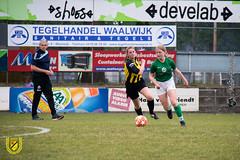 Baardwijk MO17-1 vs DVVC MO17-1 (26 van 54) (MiGe Fotografie) Tags: baardwijk baardwijkmo171 meisjesvoetbal meisjes meisjesonderde17 sportparkolympia waalwijk competitie canon80d fotografie hobbyfotografie hobby
