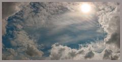 Panorama Soleil Hirondelles Nuages (11 images) vertical (Olpo2vin) Tags: birds oiseaux olpo ciel sky nuages clouds nubes nuvole wolken nuvens sunset panoramique redessan 30129 hirondelles photomerge