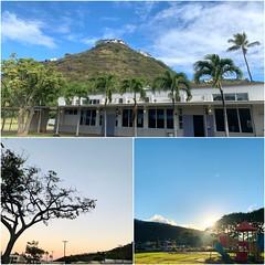 Aina Haina Elementary School (Tabo Kishimoto) Tags: honolulu ainahaina elementaryschool cafeteria work