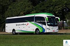 Ipojucatur - 663 (RV Photos) Tags: ipojucatur irizar irizari6 mercedesbenz bus onibus toco turismo br116 rodoviapresidentedutra