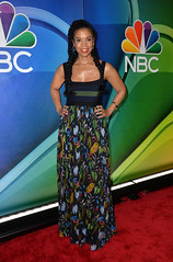 (noname_photos) Tags: nbcuniversal upfront presentation arrivals four seasons hotel new york usa 13 may 2019 susan kelechi watson actor female personality 80486801
