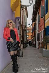 #alba #caorle (Gian Franco De Tommaso) Tags: mare italia caorle sexi minigonna upskirt