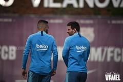 DSC_7981 (VAVEL España (www.vavel.com)) Tags: fcb barcelona barça media press previa football fútbol futebol soccer liga eibar blaugrana