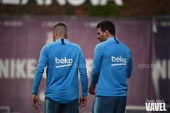DSC_7979 (VAVEL España (www.vavel.com)) Tags: fcb barcelona barça media press previa football fútbol futebol soccer liga eibar blaugrana