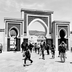 Fes 2019, 3 (haribote) Tags: cityscape hasselblad planar tmax 503cw 400tmy cf80mmf28 kodak フェズ フェズ・ブルマーヌ地 モロッコ