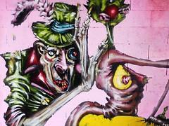 Street art Paris 05/2019 (vm.20100) Tags: streetart graffiti urbanart wallart graffitiart graffitiwall muralpainting streetartphoto streetartphotography streetartist globalart arteurbano artecallejero artederua pintada grafite sprayart aerosol graffitiartist streetartnow artoftheday 落書き 涂鸦 parisstreetart paris france vincentmercier