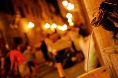 Voyage en Italie 2018   1462 (Distagon12) Tags: sienne sienna italy italia italie citybynight city street streetphoto strada strasse night nightphoto nuit villenuit nacht noche notte summilux sonya7rii wideaperture summilux35asph light rue tourism toscane toscana photosderue