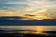 Sunset Doonfoot 12.05.19 (Robert Banks 1) Tags: sunset doonfoot ayr ayrshire scotland arran sea