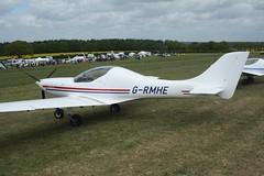 G-RMHE (IndiaEcho) Tags: grhme grmhe dynamic wt9 eghp popham airport airfield light general civil aircraft aeroplane aviation basingstoke hampshire england canon eos 1000d microlight fly in