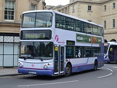 32286 / WR03 YZV (tubemad) Tags: 32286 wr03yzv first firstbath transbus alx400 volvo b7tl