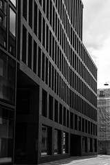 Europaallee 1 (LG_92) Tags: switzerland schweiz zürich architecture contemporary buildings 2019 may nikon dslr d3100 monochrome blackandwhite blackwhite bw black