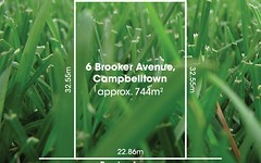6 Brooker Avenue, Campbelltown SA