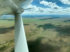 (晒晒太阳不长虫) Tags: tanzania serengeti aerialphotography