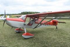 G-CDXY (IndiaEcho) Tags: gcdxy kitfox eghp popham airport airfield light general civil aircraft aeroplane aviation canon eos 1000d basingstoke hampshire england