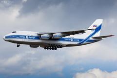 Volga Dnepr (ab-planepictures) Tags: antonov an 124 volga dnepr cgn eddk köln bonn flugzeug flughafen cargo plane aircraft aviation airport planespotting