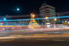 車軌 × 高雄美麗島 (AJui_Photography) Tags: kaohsiung 高雄 taiwan 夜景 車軌 美麗島