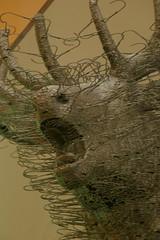 David Mach (jacquemart) Tags: davidmach trophy coathangers sculpture london