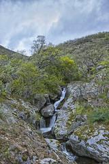 Arroyo de los Hoyos de Pinilla (lebeauserge.es) Tags: pinilladelvalle madrid sierra naturaleza montaña cielo nubes río agua