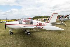 G-BECB (davfog2002) Tags: microlight trade fair popham airfield