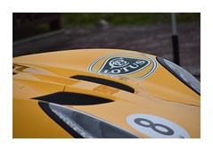 lotus (Christ.Forest) Tags: lotus elise sport collection course circuit jaune voiture anglais