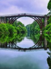 IronBridge  Shropshire (seantindale) Tags: ironbridge shropshire uk riversevern travel olympus omd em1markii river reflection ngc