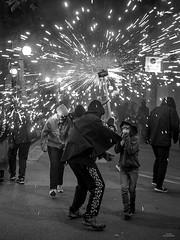 Correfoc (vitometodio) Tags: correfoc fuego diables noche night streetphoto nightphotography streetphotography bnw bnwcity bnwlife bnwworld urbanphotography fotografiaurbana streetshots street fotodecalle olympus leicapanasonic25mm bnwuniverse streetphotobw calle bcn blancoynegro urbanstreet blackandwhite blackandwhitephotography vitometodio olympusomdem5markii panasonicleica25mmf14summilux